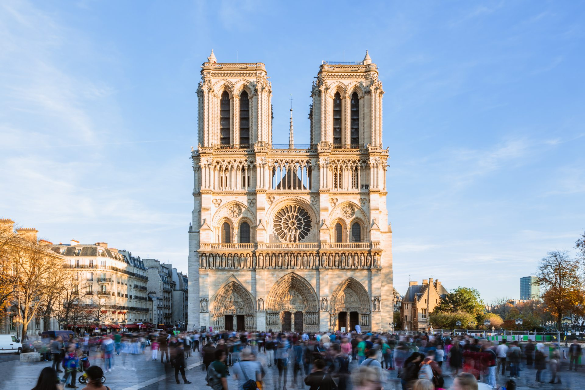 The world's most visited historic buildings