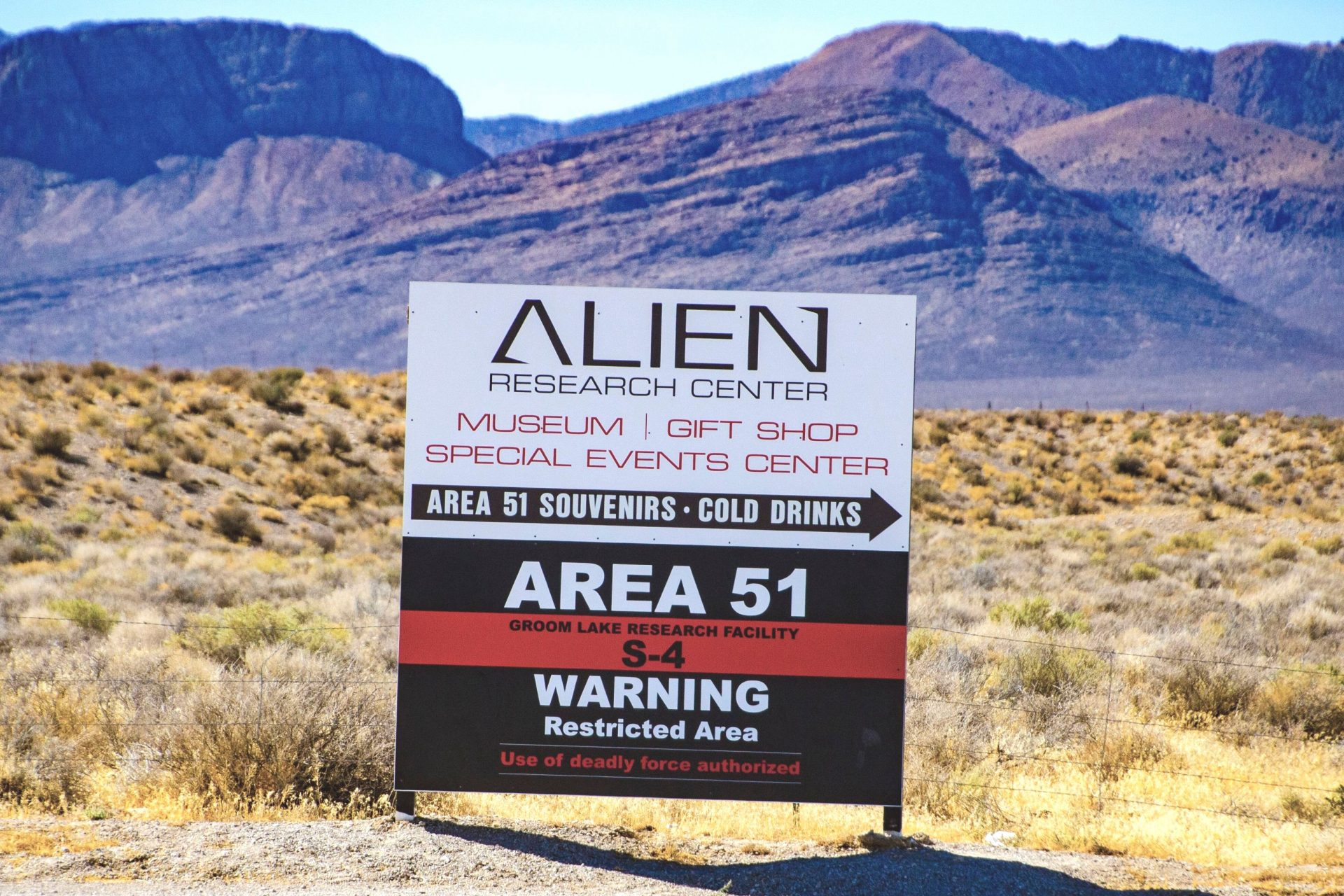 A guide to visiting Area 51: searching for aliens in Nevada