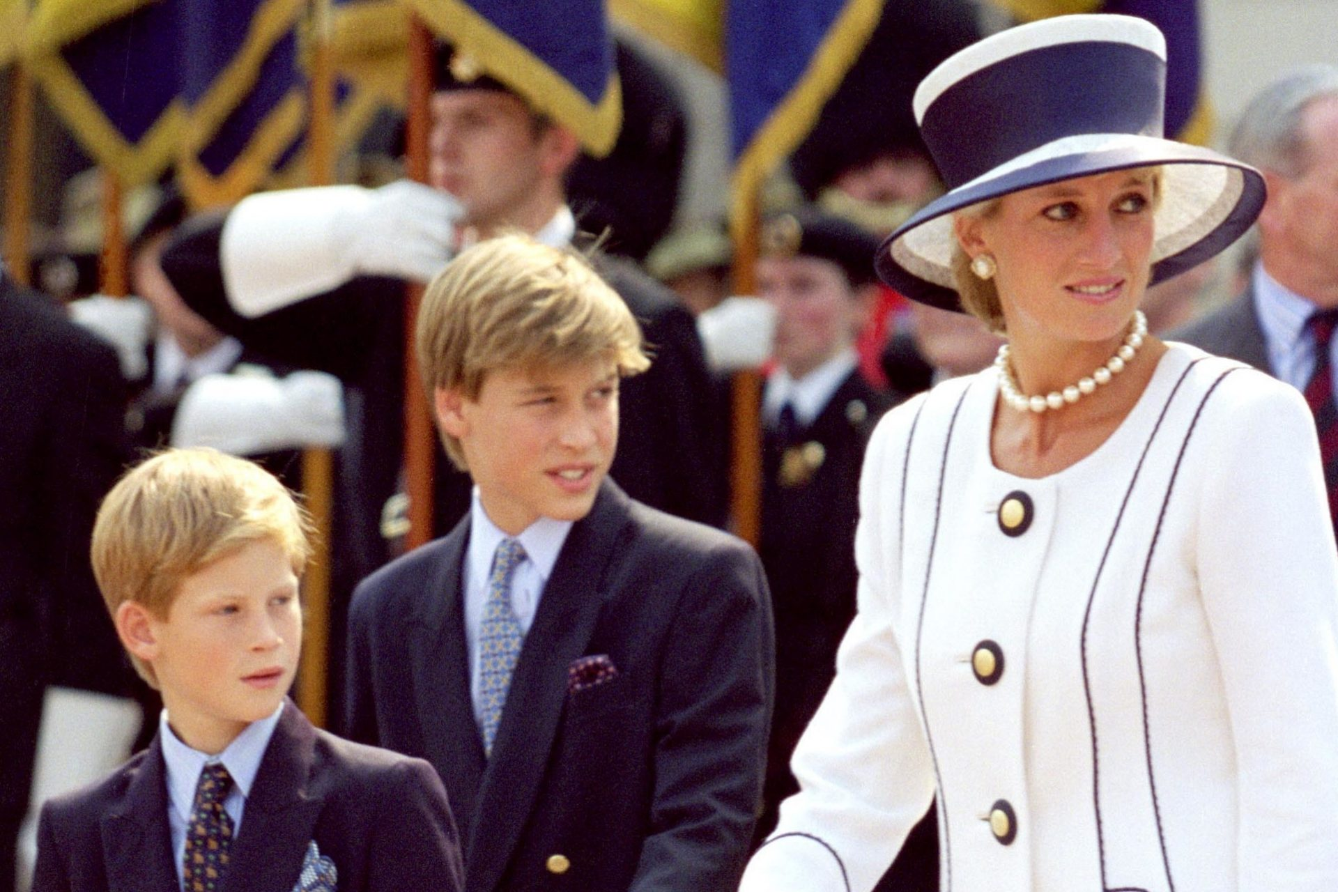 Diana, William and Harry: the story of a loss
