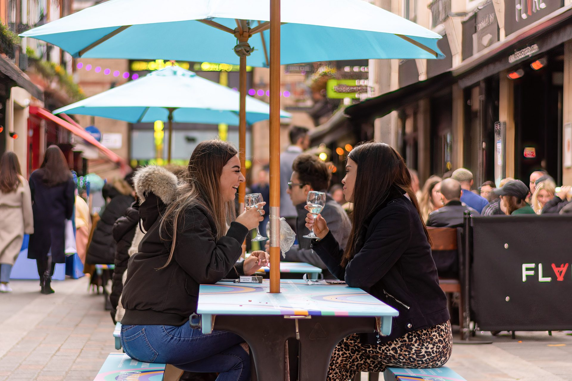 Incredible places to enjoy al fresco dining in London