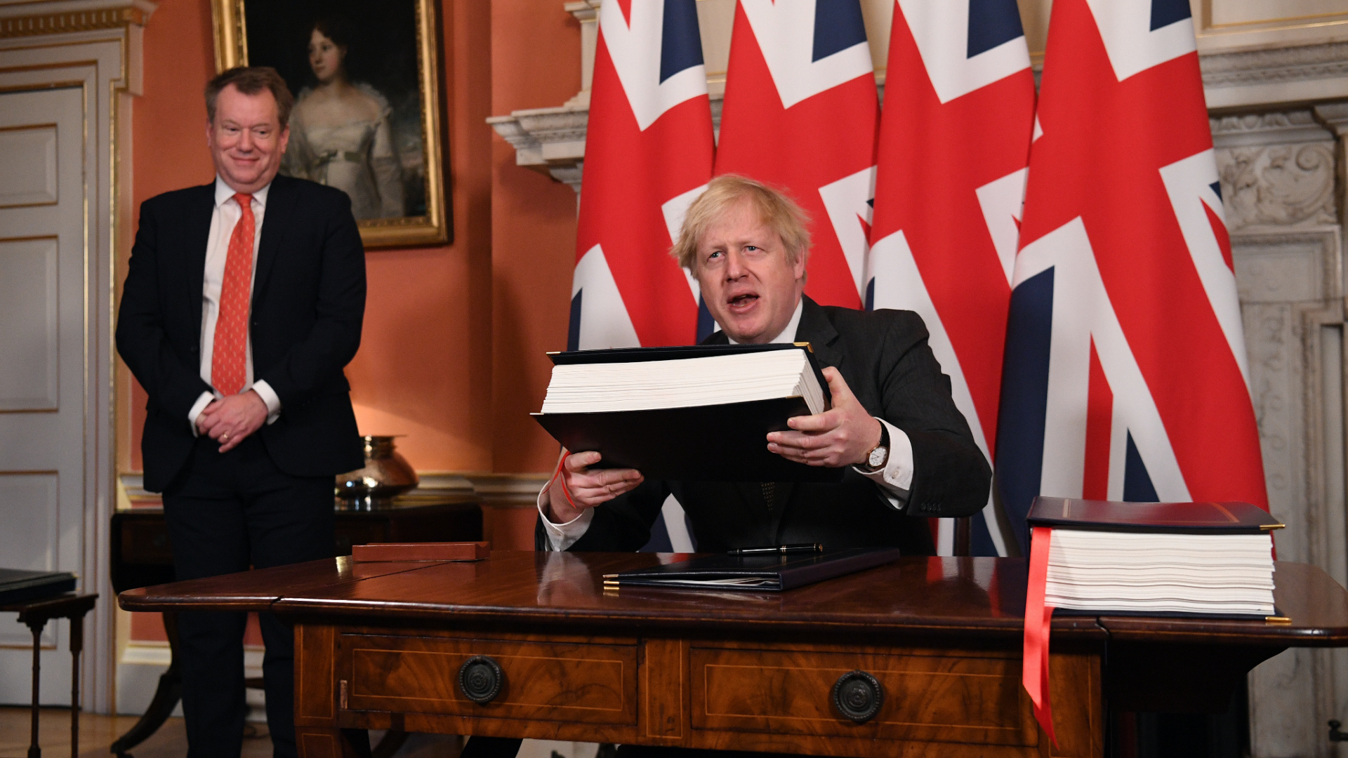 Boris Johnson's strangest and most embarrassing quotes