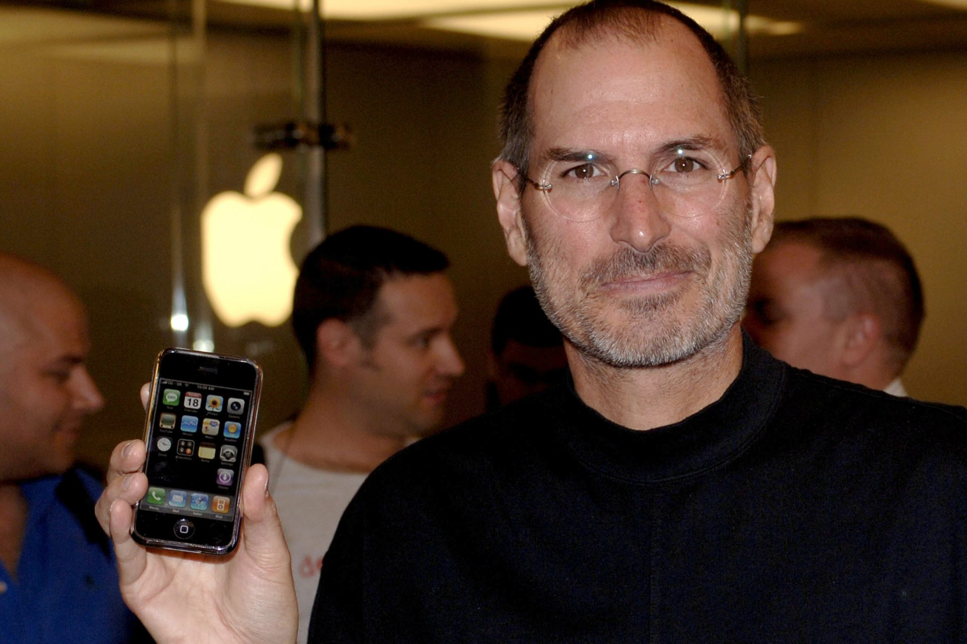 The iPhone's changing faces from 2007 to the present day