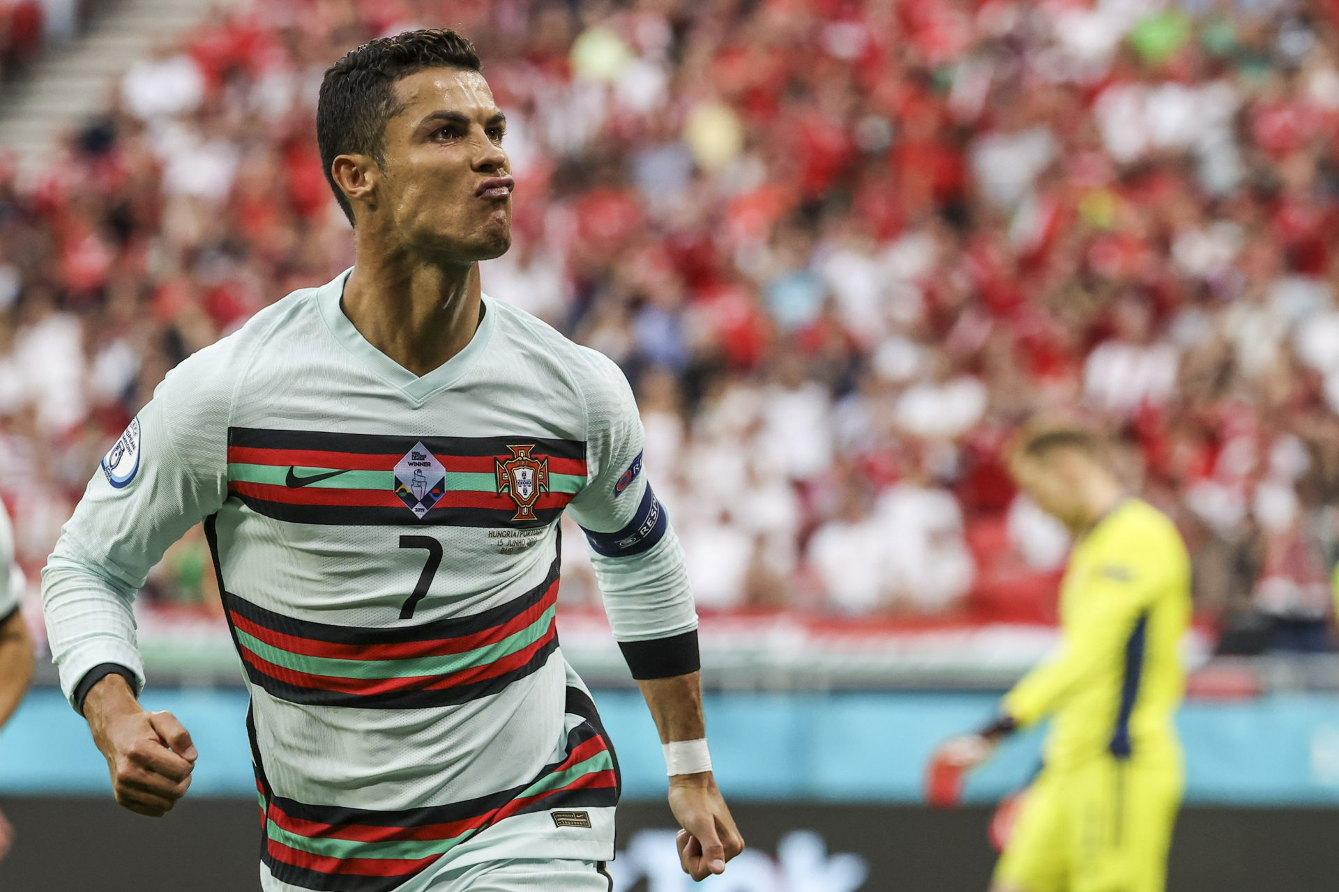We'll miss you at Euro 2020, Ronaldo! The best memes about Europe's best player