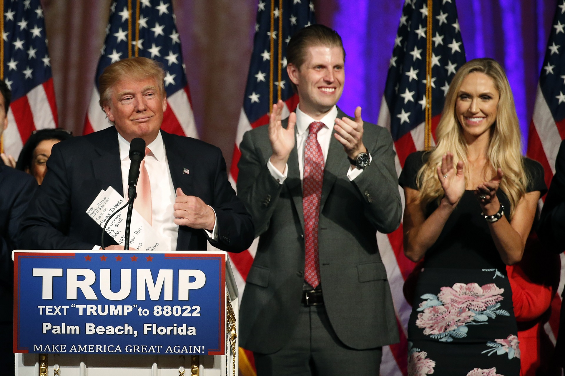Lara Trump, daughter-in-law of Donald Trump: her most controversial statements
