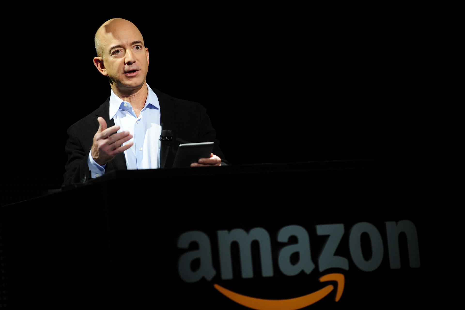 Amazon: what's in a name? The story of how Jeff Bezos named his company