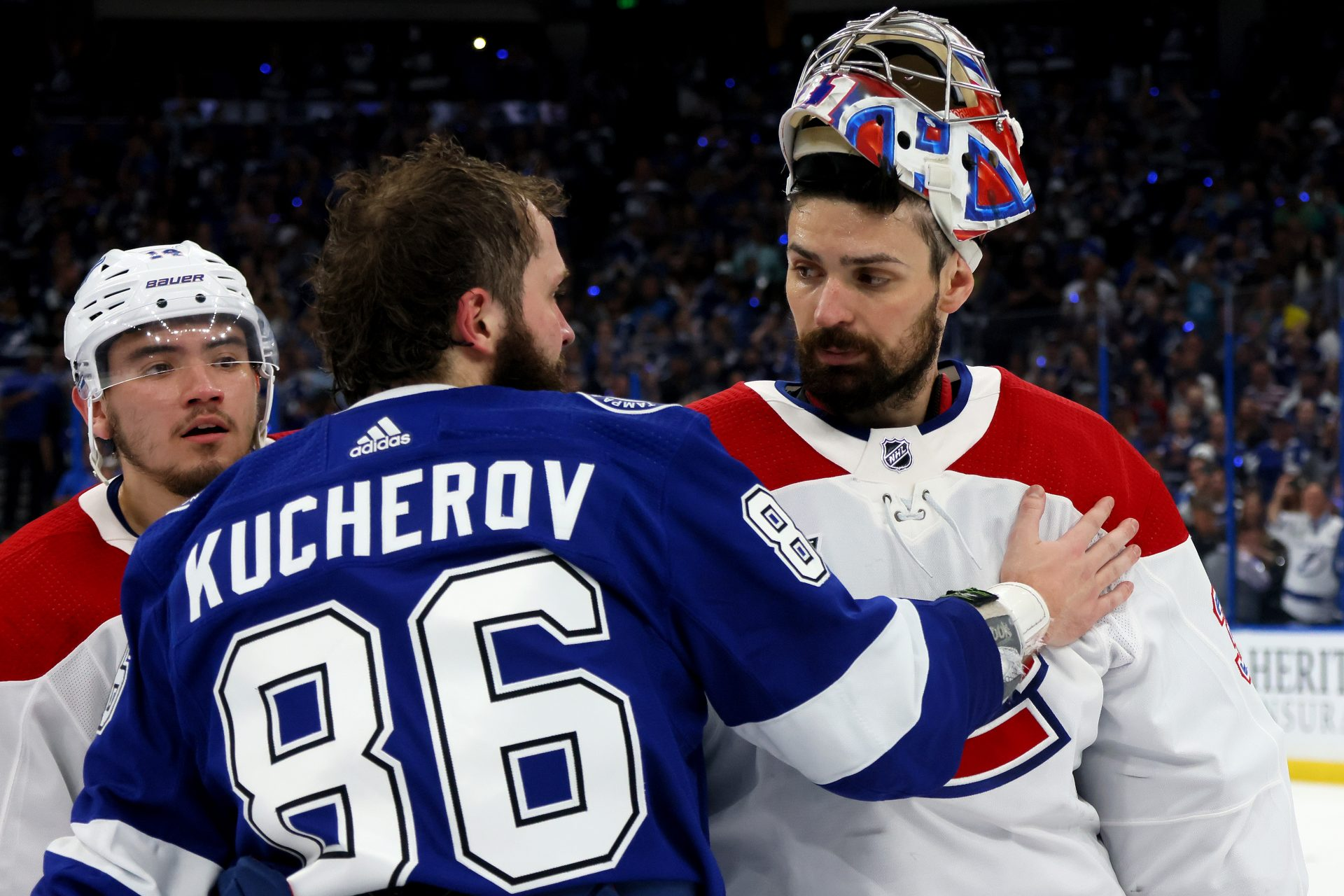 Montreal Canadiens lose to Tampa Bay but still have record of 24 Stanley Cup wins