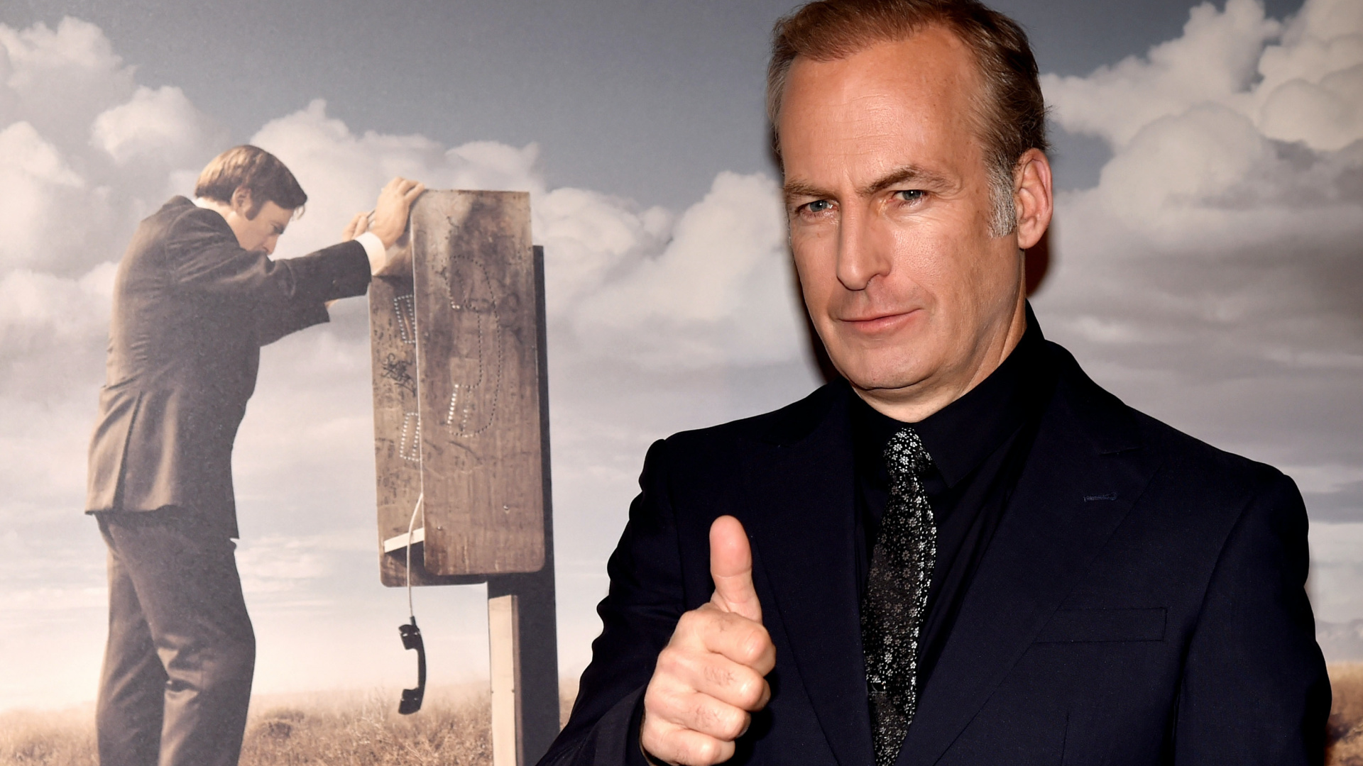 Bob Odenkirk takes to social media to update fans on health scare