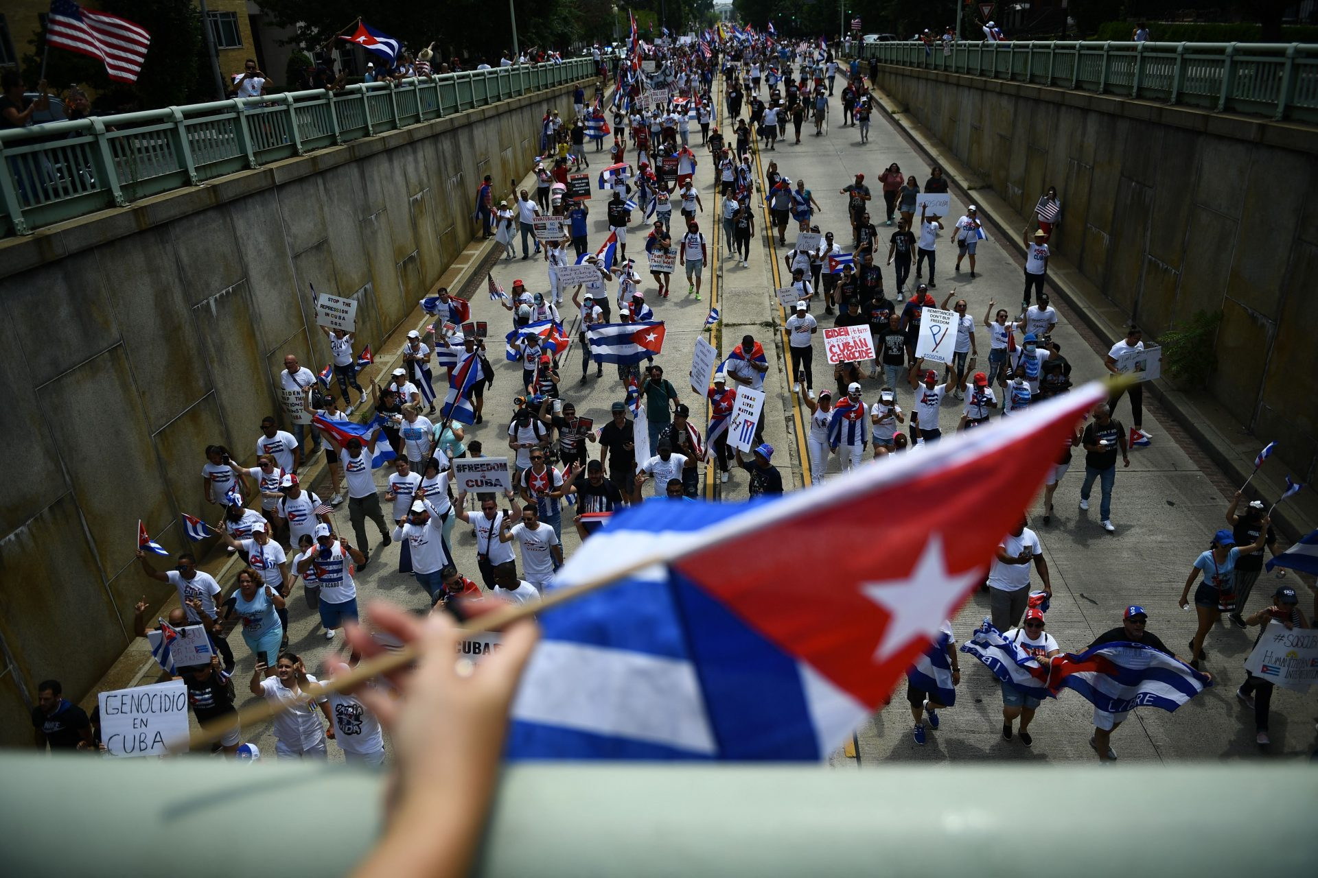 Is the Cuban revolution over?