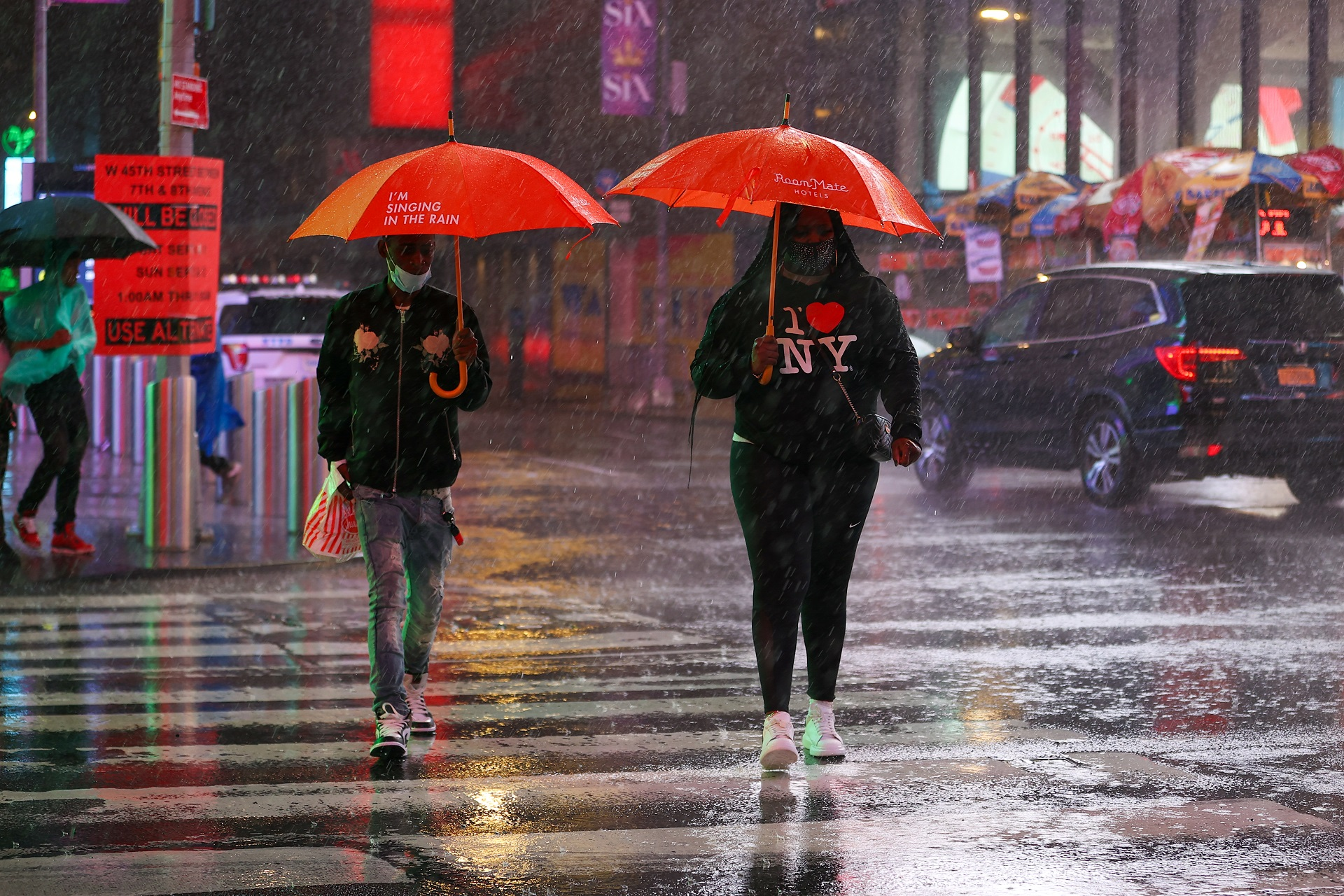 Photos: Hurricane Ida -13 dead in NYC due to massive flooding