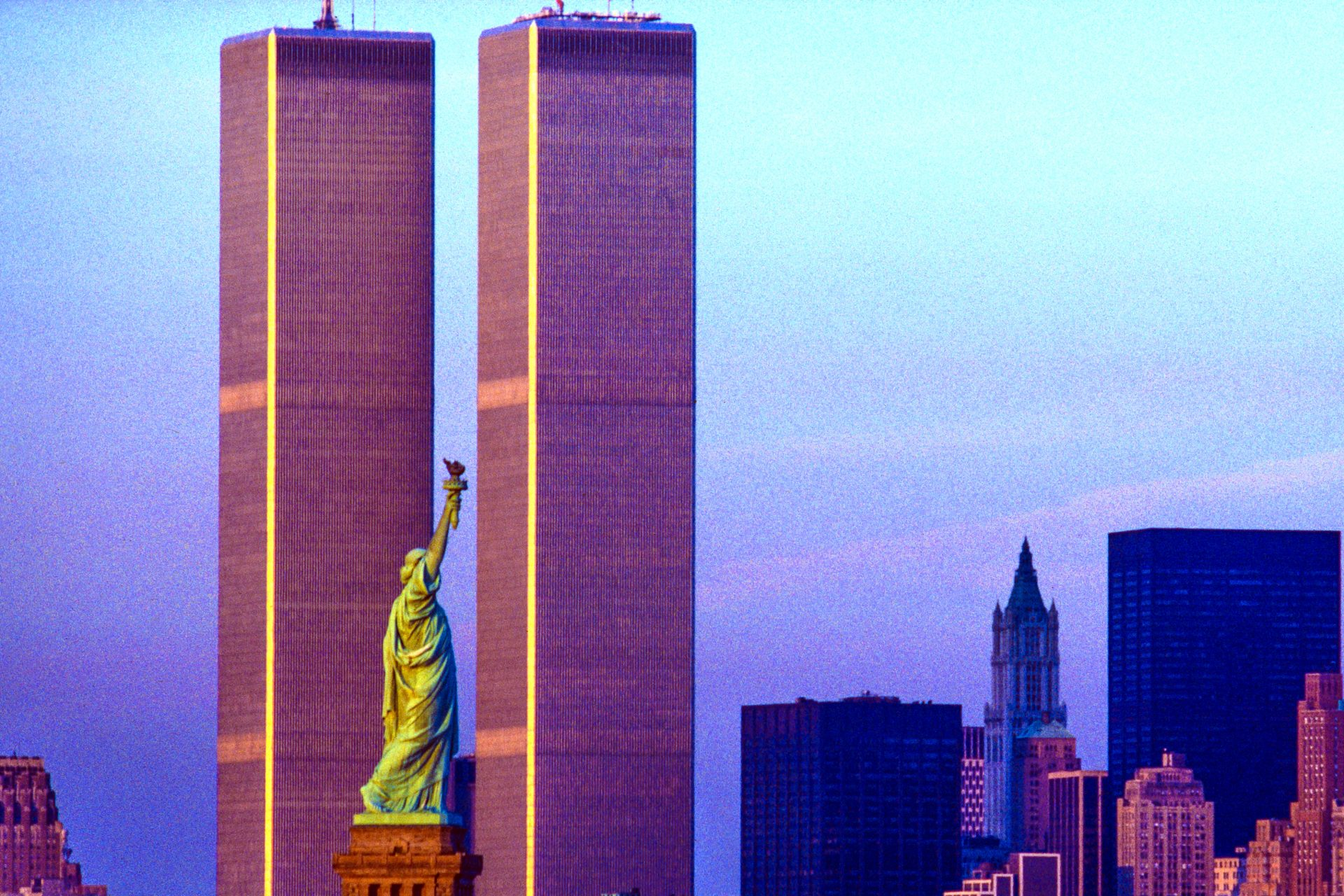 20 years after 9/11: how New York rebuilt the area of the World Trade Center