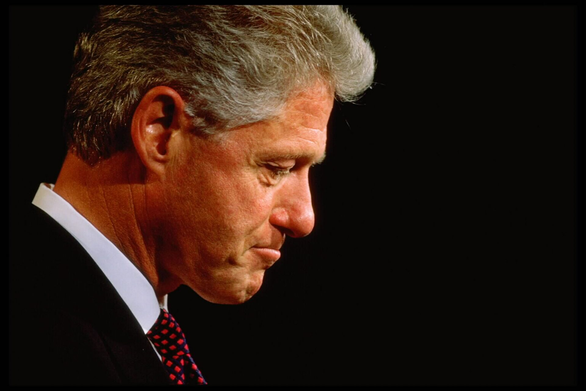 Bill Clinton said he will not apologize to Monica Lewinsky