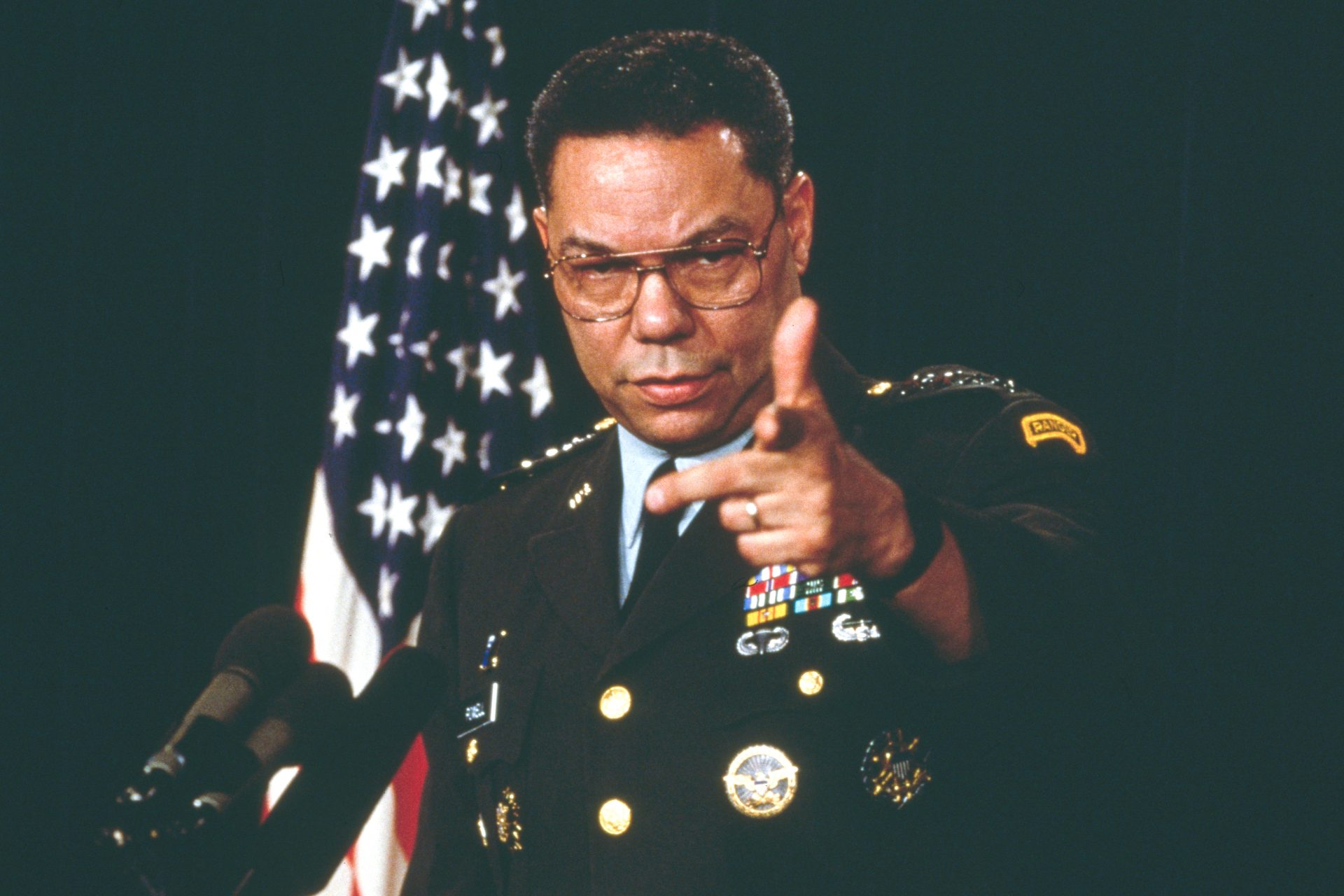 Colin Powell, Secretary of State during Bush presidency and Iraq war, dies at 84 of COVID-19