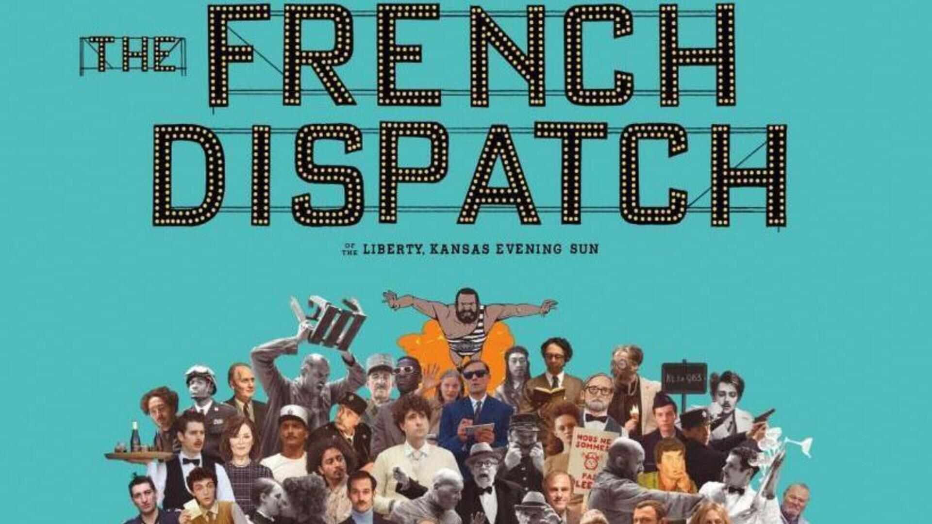 All you need to know about The French Dispatch, Wes Anderson's latest movie