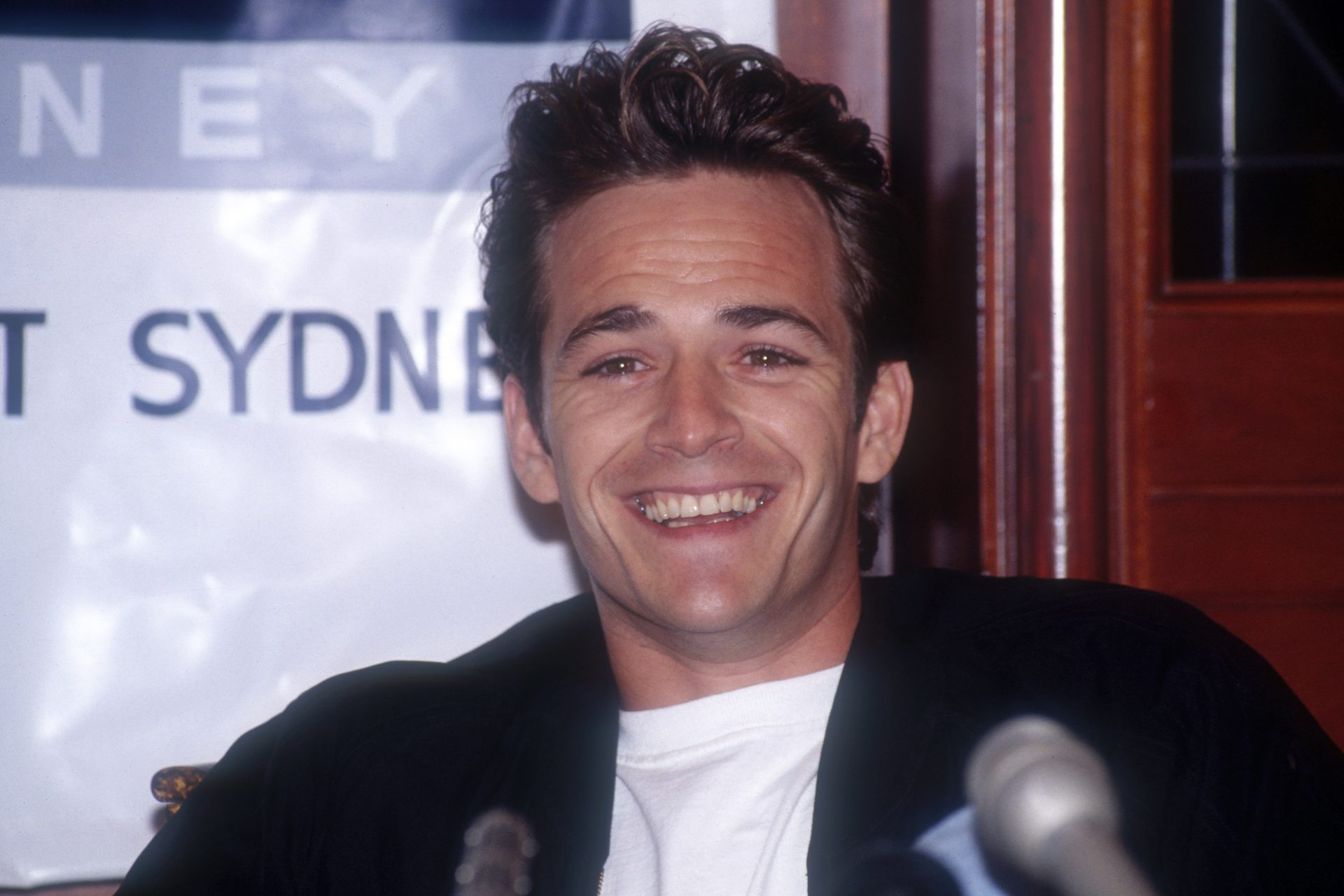 Luke Perry: a 90s icon taken too soon